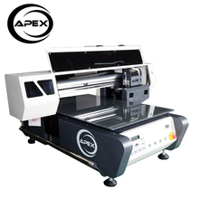 APEX uv6090 a2 offset digital wide format uv flatbed printing machine