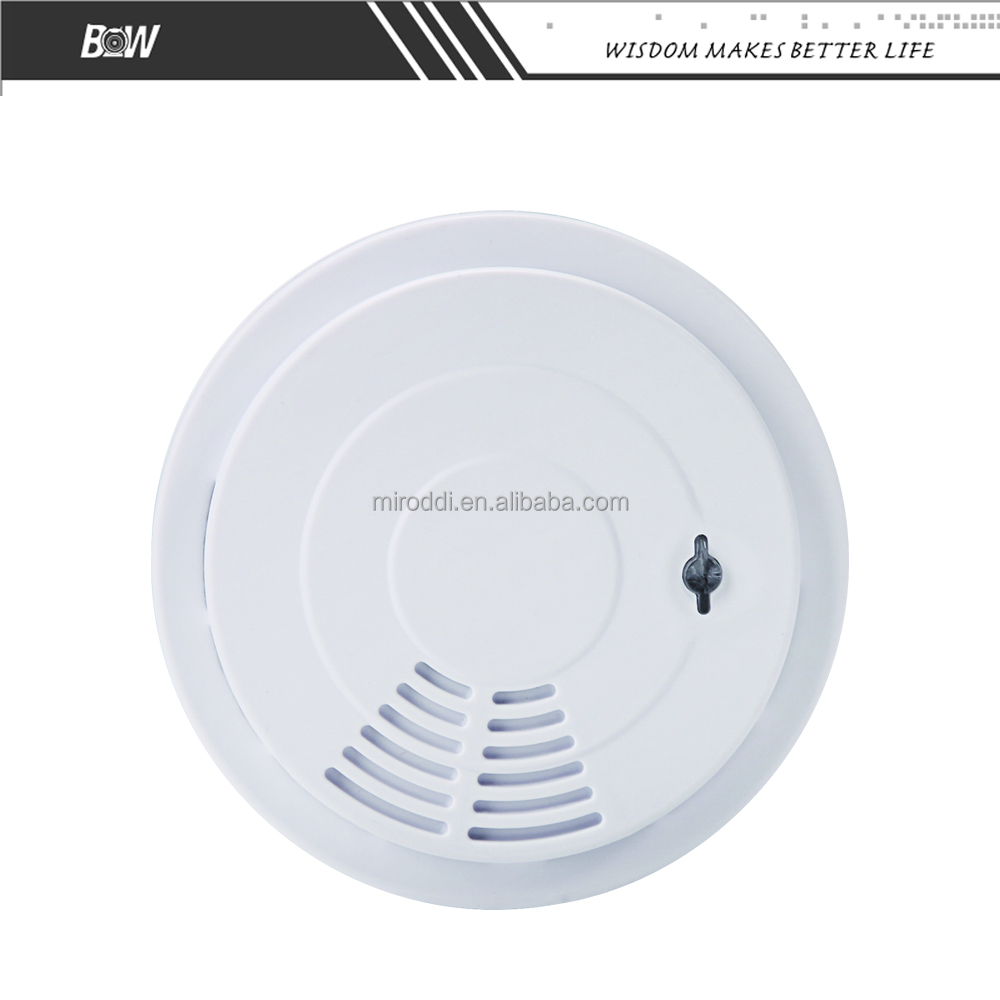 2016 factory direct price wireless smoke detector fire alarm sensor buy smo. Black Bedroom Furniture Sets. Home Design Ideas