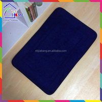 Navy blue contemporary new floor mats for office chairs