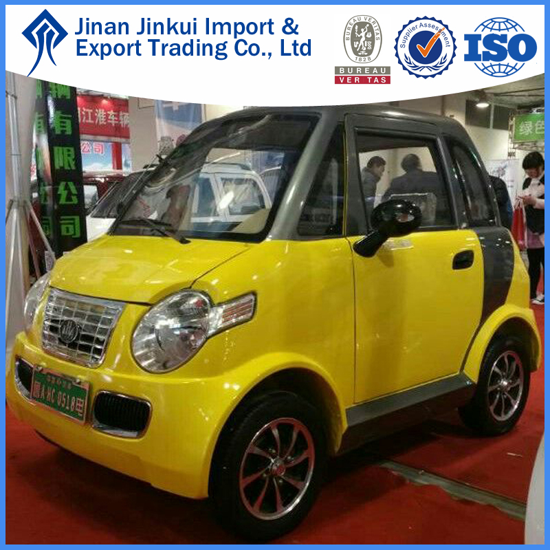 High quality 2 seat small car Goto mini ,new car price made in china