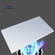 Wall cladding Fireproof material aluminium composite panel