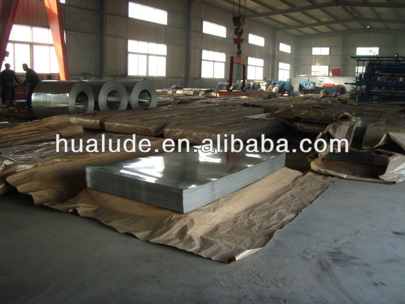 corrugated galvanized iron roof sheets