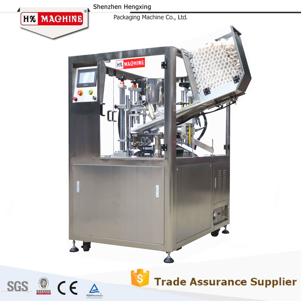 High Quality Automatic Laminated Tube Filling Sealing Machine for Cosmetic and Pharmaceutical