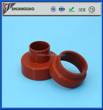 High performance silicone rubber sleeve