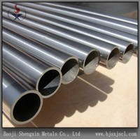 High quality titanium tube Grade 1