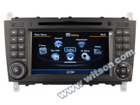 Witson car stereo for MERCEDES-BENZ C class W203/G-Class W467