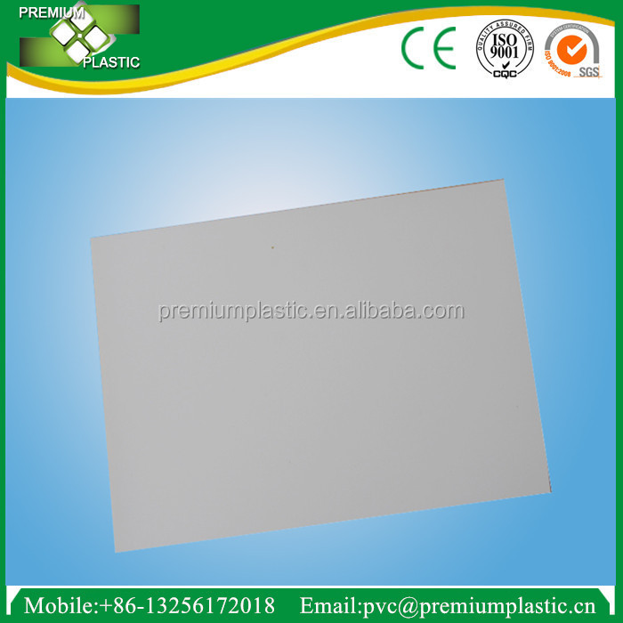Chinese suppliers White and Black Photo Album pvc foam sheet for photo album