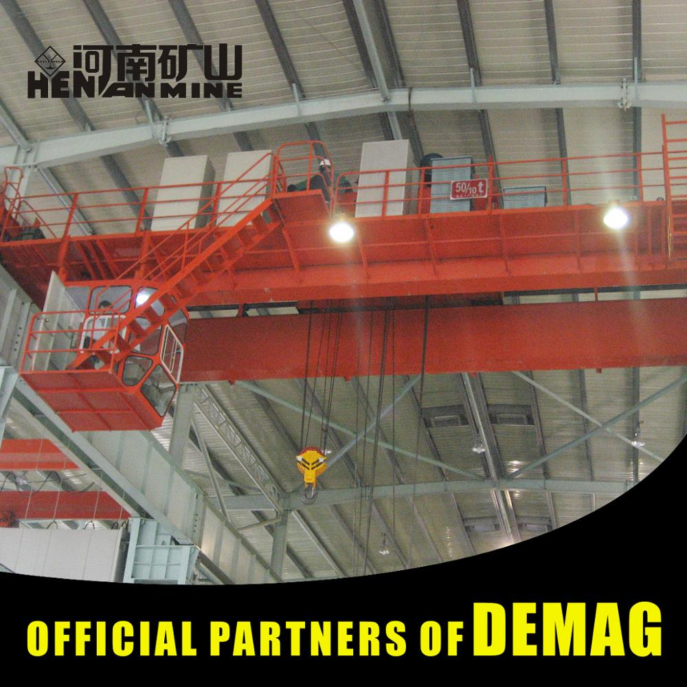 50T Semi Commercial Grade Eot Crane Full Form For Wareshop