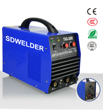 ARC TIG in one manual IGBT inverter DC tig welding machine WS-200