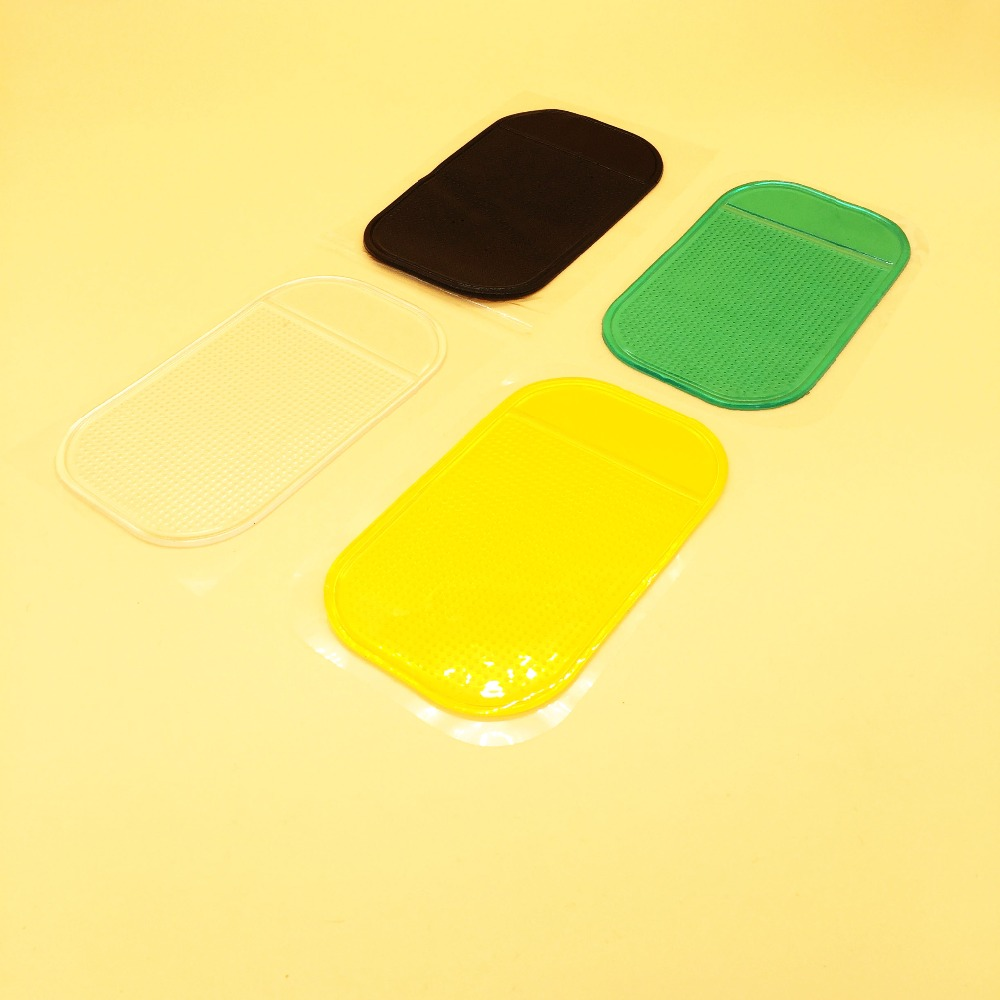 New factory wholesale reusable pu sticky pad table flat miracle mat