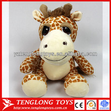 New Giraffe Toy Plush Stuffed Animal 10'' Inch by Wildlife Artists Gift