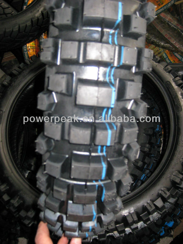 410 18 tyre cross country motorcycle