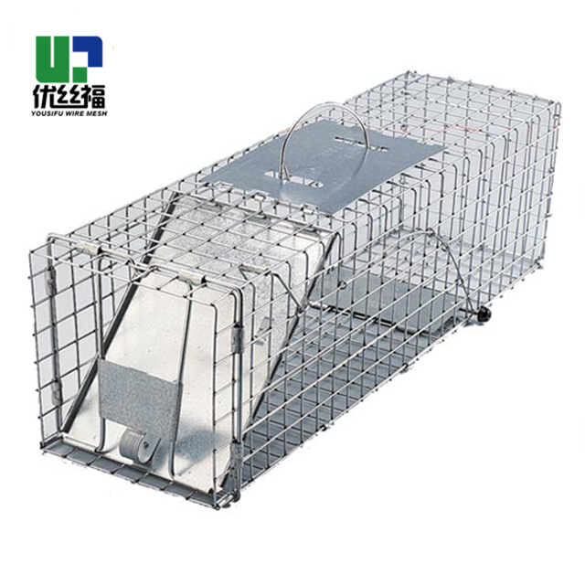 rodent animal mouse humane live trap mice rat control catch cage with one door