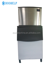 Stainless steel snow ice machine,ice making machine business,boat for ice maker