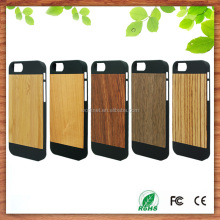 New coming latest custom design wood mobile phone case for Apple iPhone 6s case 4.7 inch