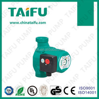 Hot water heating circulation pump taifu for solar system,hot circulation pump