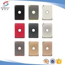 Saiboro oem tpu+pc phone case for ipad mini 4 customate cover