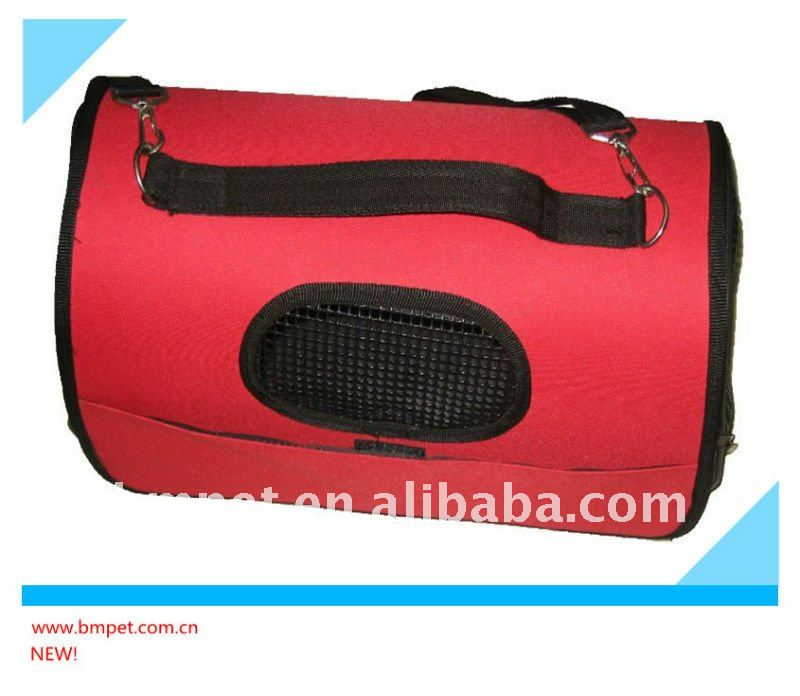 Beauty Red2Lock Pet Dog Cat Travel Carrier Tote Bag