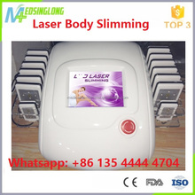 Portable 650nm laser diode/laser diode Lipo slimming machine