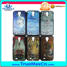Gold Supply smart case for Samsung galaxy s4,for Samsung galaxy s4 phone case with 3D visual effect