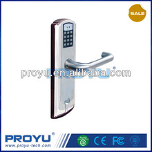 New digital pin code lock with Euro mortise PY-8178
