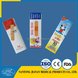 CE ISO FDA custom printed band aid paster