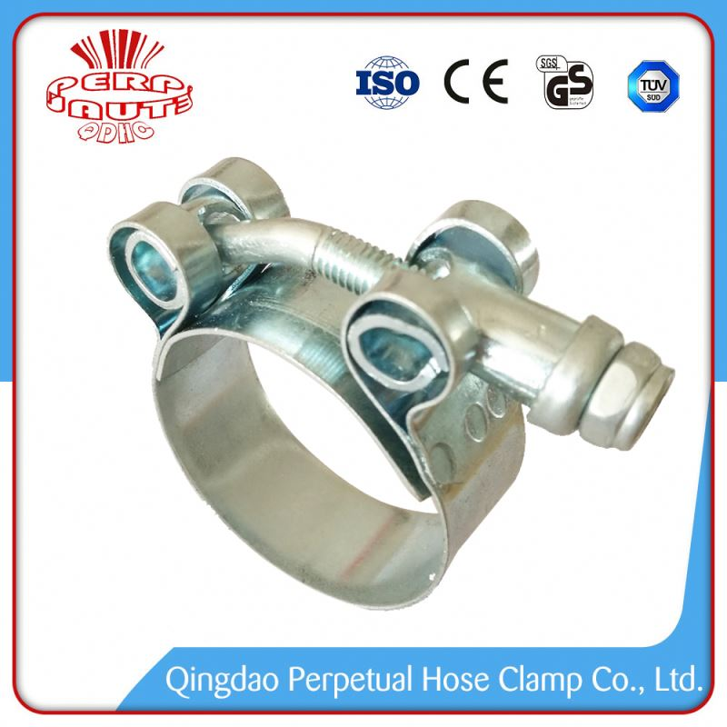 Spring Loaded T Bolt Hose Clamp Clips Factory For Petrol Motor