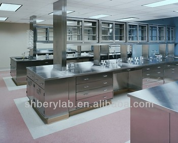 Stainless Steel Laboratory Working Table