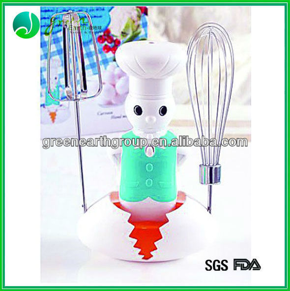 High quality battery operated whisk For Blending Mixing