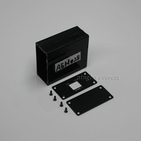 Customized Color Aluminum Enclosure Box With Extrusion
