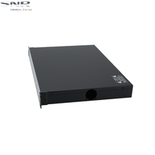 Best quality 1U aluminum alloy enclosure for Electronic equipment