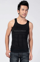 As seen on tv 2016 mens underwear slimming vest tight waist trainer shape wear tops SY-M001
