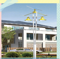 Alibaba China Supplier Modern Design Energy Saving Solar Garden LED Light With Factory Price