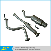 High performance AUTO EXHAUST SYSTEM HIGH PERFORMANCE CIV H/B SI/DX 92-95 Catback system N1 STYLE with great price