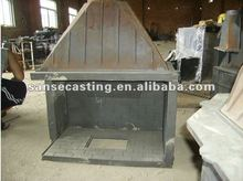 multi fuel wood stove / fireplace