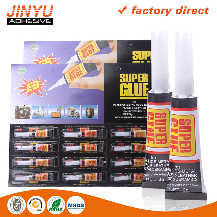 environmental Low odor 8g super 5000 instant super glue factory yiwu