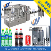 Full Automatic Carbonated Beverage Production Line