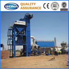 China fuel coal fired burner cold bin asphalt mixing plant