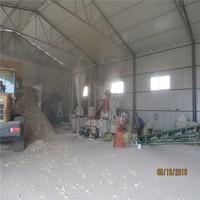 China north compressed corncob for planting mushroom