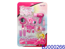 Very Cheap Kids Plastic Toys from China Fashion Girls Toys lovely Makeup Play Set Toys