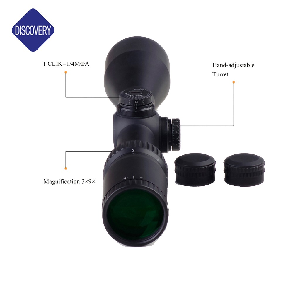 Discovery Optics VT-<strong>Z</strong> 4X32 Tactical Air Gun Hunting Riflescopes Scope with <strong>1</strong>/40MIL 1CM