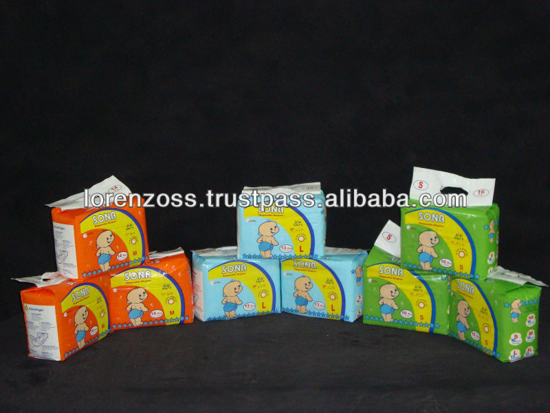 SONA Baby Diapers
