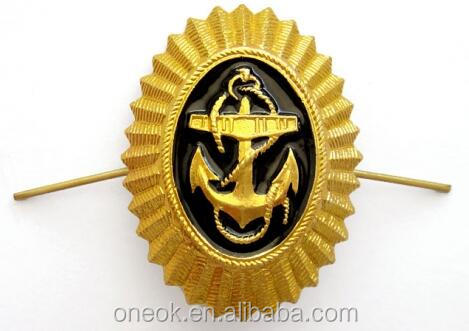 Wholesale custom 3D Badge russian Navy, Army Polit Air Force airline Pins aviation wing
