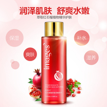 OEM/ODM IMAGES Red Pomegranate Moisturizing Essence Toner Face Lotion