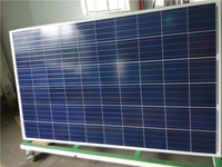 High efficiency infrared solar panel 250w poly solar pv modules factory from China