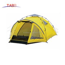Advanced Technology 2 Person Canvas Camping Tent,Mini Camping Tent