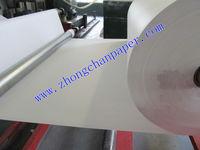 28-150gsm Single Side PE Coated Paper, food grade, good greaseproof, waterproof
