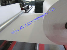 28-150gsm Single Side PE Coated Paper, food grade, good greaseproof, waterproof