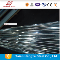 Hot Dipped ZINCALUME / GALVALUME Galvanized Corrugated Steel / Iron Roofing Sheets Metal Sheets BEST PRICE