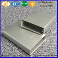 China Supplier Extruded Waterproof Aluminium Speaker Power Bank Enclosure Box Metal Aluminum Enclosure